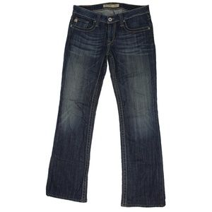 Big Star Remy Bootcut Low Rise Jeans